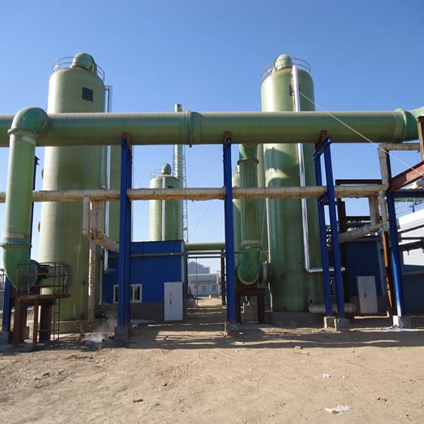 工业废气处理洗涤塔设备使用需要注意哪些事项
